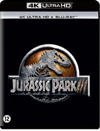 Jurassic Park 3-4K Blu-Ray