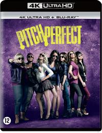 Pitch Perfect (4K Ultra HD + Blu-Ray)-4K Blu-Ray