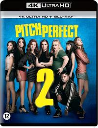 Pitch Perfect 2 (4K Ultra HD + Blu-Ray)-4K Blu-Ray