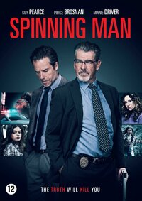 Spinning Man-DVD