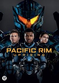 Pacific Rim 2 - Uprising-DVD