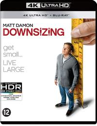 Downsizing (4K Ultra HD En Blu-Ray)-4K Blu-Ray