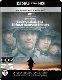 Saving Private Ryan (4K Ultra HD En Blu-Ray)-4K Blu-Ray