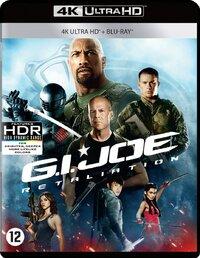G.I. Joe 2 - Retaliation (4K Ultra HD Blu-Ray)-4K Blu-Ray