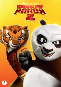 Kung Fu Panda 2-DVD