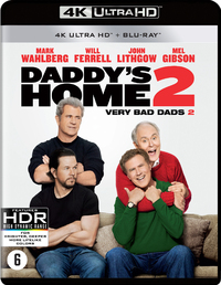 Daddy's Home 2 (4K Ultra HD En Blu-Ray)-4K Blu-Ray