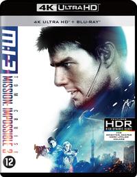 Mission Impossible 3 (4K Ultra HD En Blu-Ray)-4K Blu-Ray
