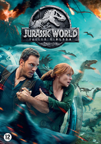 Jurassic World - Fallen Kingdom-DVD