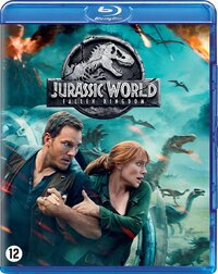 Jurassic World - Fallen Kingdom-Blu-Ray