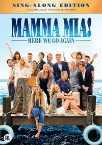 Amanda Seyfried, Christine Baranski, Colin Firth, Julie Walters, Meryl Streep, Pierce Brosnan