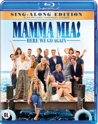 Mamma Mia! Here We Go Again-Blu-Ray