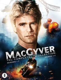 Macgyver - Complete Collection-DVD