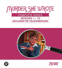 Murder She Wrote - Complete Collection-DVD