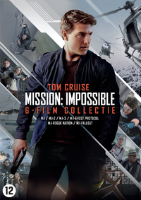 Mission: Impossible 1-6-DVD
