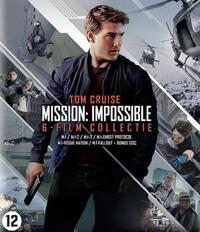 Mission: Impossible 1-6-Blu-Ray