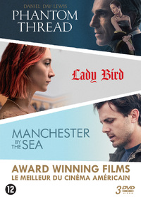 Award Winning Films-DVD