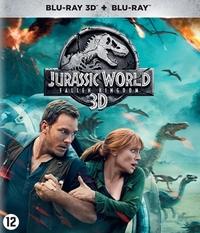 Jurassic World - Fallen Kingdom (3D En 2D Blu - Ray En DVD))-3D Blu-Ray