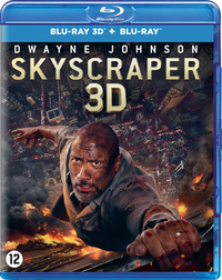 Skyscraper (3D En 2D Blu-Ray)-3D Blu-Ray