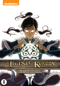 The Legend Of Korra - Complete Collection-DVD