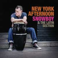 New York Afternoon-Snowboy & The Latin Section-CD