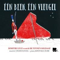 Klara4Kids - Een Been-Dimitri Leue-CD