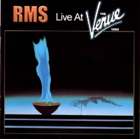 Live At The Venue 1982-R.M.S.-CD
