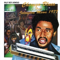 Chicago Blues From..-Billy Boy Arnold-CD