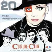 Live At The.. -CD+DVD--Culture Club-CD