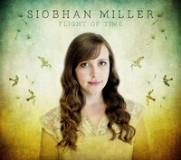 Flight Of Time-Siobhan Miller-CD