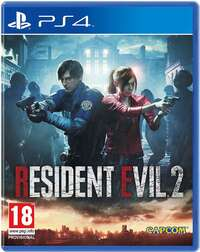 Resident Evil 2-PC CD-DVD