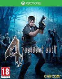 Resident Evil 4 - Remastered-Microsoft XBox One