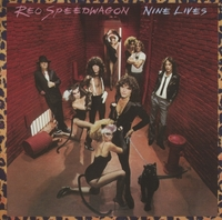 Nine Lives-Reo Speedwagon-CD