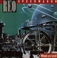 Wheels Are Turnin'-Reo Speedwagon-CD