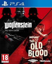 Wolfenstein Tno The Old Blood PS4