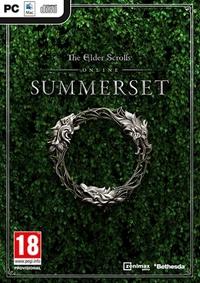 The Elder Scrolls Online - Summerset-PC CD-DVD