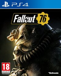 Fallout 76-Sony PlayStation 4