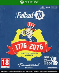 Fallout 76 (Tricentennial Edition)-Microsoft XBox One
