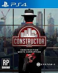Constructor HD-Sony PlayStation 4