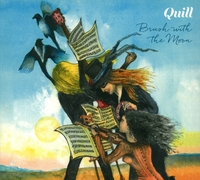 Brush With The Moon-Quill-CD