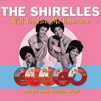 Will You Love Me Tomorrow-Shirelles-CD