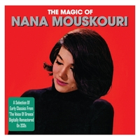 Magic Of-Nana Mouskouri-CD
