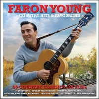 Country Hits & Favourites-Faron Young-CD