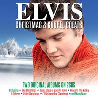 Christmas & Gospel Greats-Elvis Presley-CD