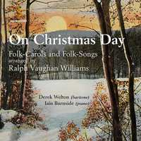 On Christmas Day-R. Vaughan Williams-CD