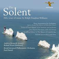 Solent-R. Vaughan Williams-CD