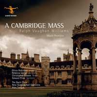 A Cambridge Mass-R. Vaughan Williams-CD