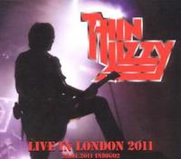 Live In London 23.01.2011-Thin Lizzy-CD