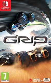 Grip - Combat Racing-Nintendo Switch