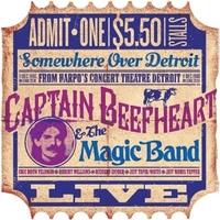 Harpos Detroit Dec 11th..-Captain Beefheart-CD