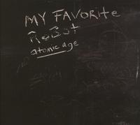 Atomic Age-My Favorite Robot-CD